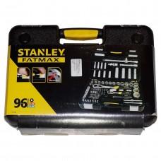 """STANLEY 1-94-668 ქანჩების/თავაკების ნაკრები  (1/2"""", 1/4"""") 96 ც"""