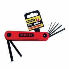 STANLEY 4-69-261 ექვსკუთხა გასაღებების ნაკრები 1,5-6 მმ  (7ც)