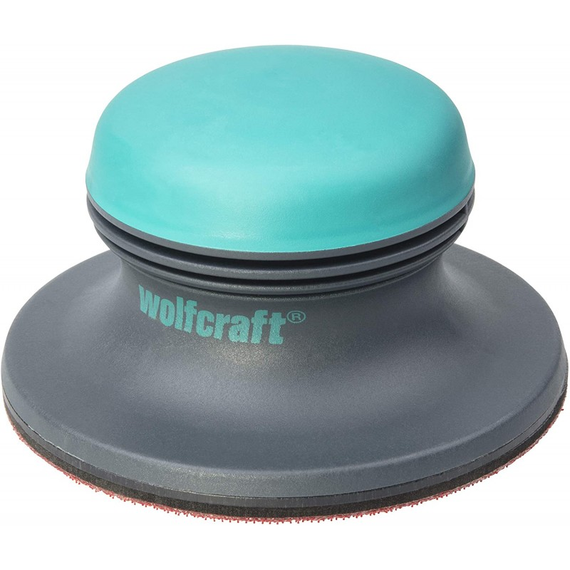 WOLFCRAFT 5894000 სახეხი - სამარჯვი (წრიული)