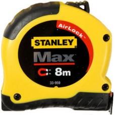 STANLEY 0-33-959 საზომი ლენტი (მაგნიტური) MAX 8 მ