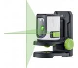 1.LASERLINER 081.081A მწვანე ლაზერული თარაზო (EasyCross)
