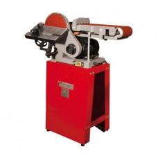 1. HOLZMANN BT1220_230V ლენტური/დისკური სახეხი დაზგა