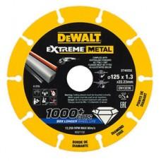 DEWALT DT40252 ალმასის საჭრელი დისკი 125 X 1.5 X 22.2 მმ (მეტალი)