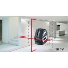 1.LASERLINER 032.100A ორგანზომილებიანი თვითსწორებადი ჯვარედინი ლაზერი (AutoCross-Laser 2 Pro)