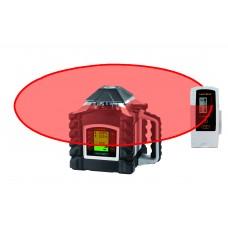 1.LASERLINER 053.300A როტაციული ლაზერი (Quadrum DigiPlus 410 S) (RED)