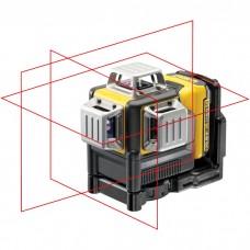 1.3. DEWALT DCE089D1R ლაზერული თარაზო 3 x 360° (წითელი)