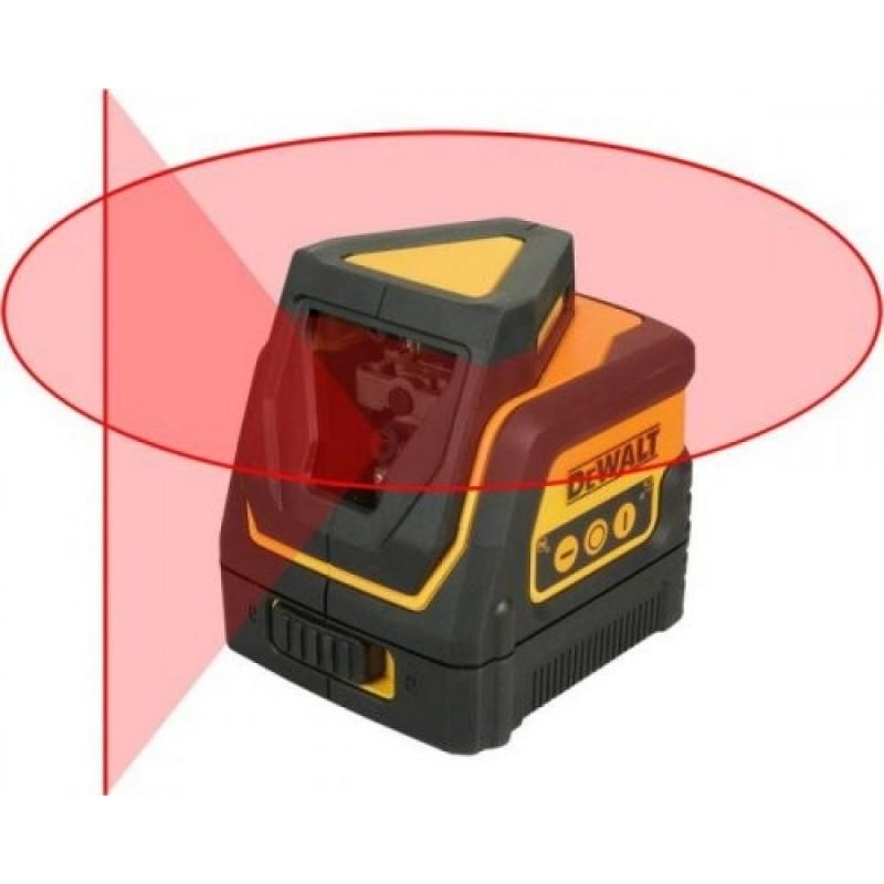 1.2. DEWALT DW0811 ლაზერული თარაზო (წითელი)