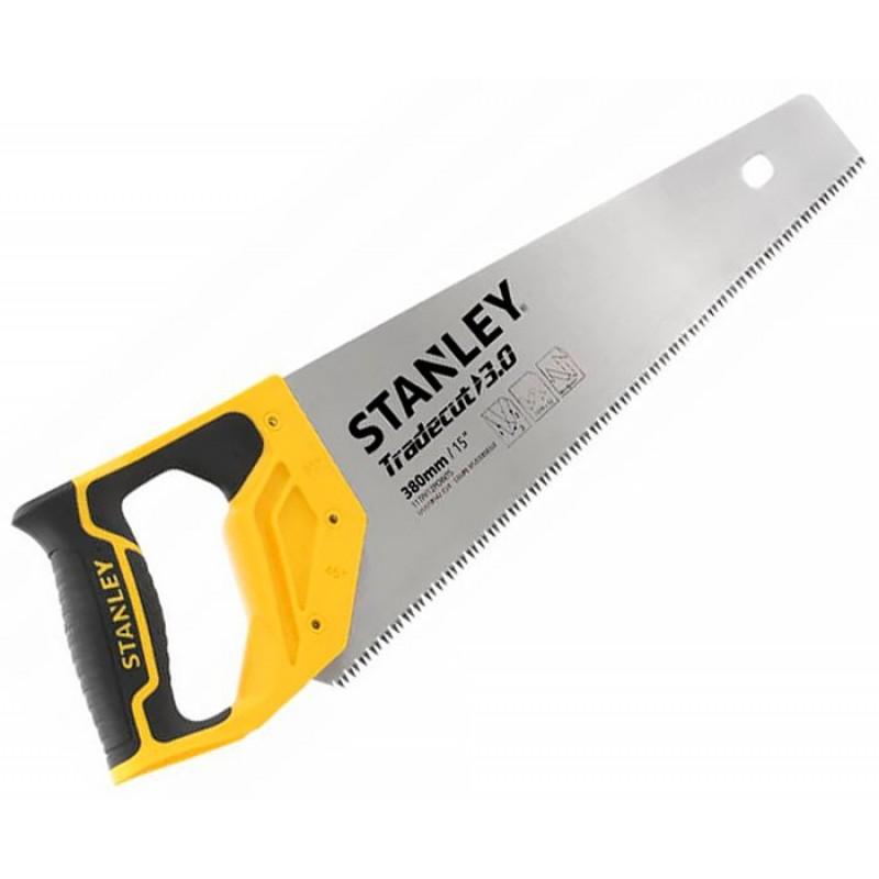 STANLEY STHT20349-1 ხელის ხერხი TRADECUT™ 11TPI x 380 მმ