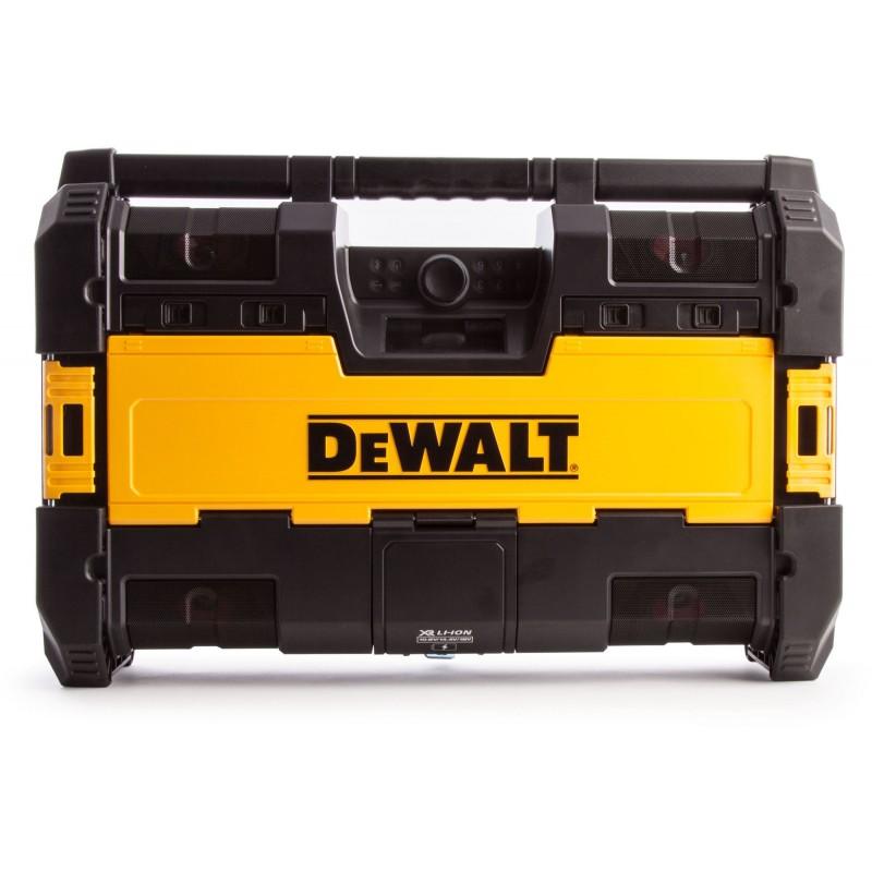 1. DEWALT DWST1-75659 რადიო და აკუმ. დამტენი