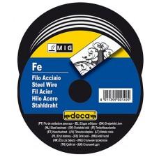 DECA (010872) შედუღების მავთული (Fe)