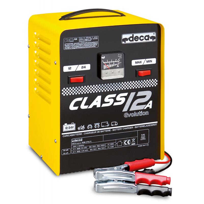 1.DECA (303500) CLASS 12A დასამუხტი მოწყობილობა