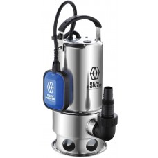 1.REM POWER SPR 15502 DR INOX წყლის ტუმბო (BASIC LINE)