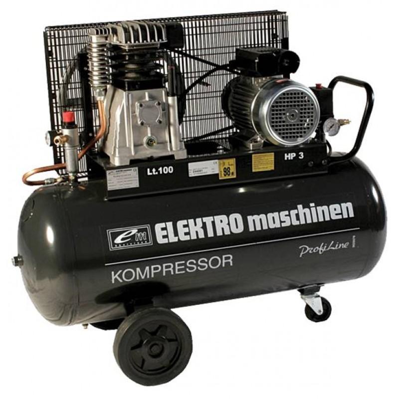 1.REM POWER E 401/9/100 ელ. კომპრესორი(100 ლ.)