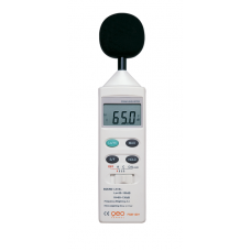 1. GEO FENNEL FSM 130+ (800210) ხმაურის დეტექტორი