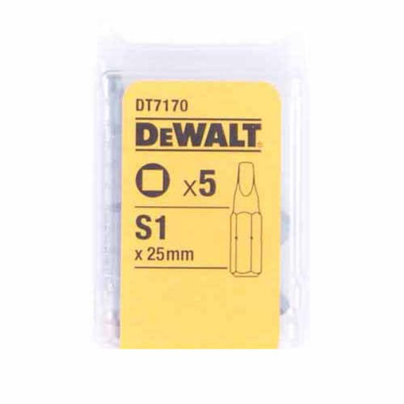 DEWALT DT7170 სახრახნისის ცვლადი პირი TORSION