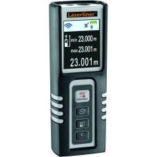 1.LASERLINER 080.937A ლაზერული მანძილმზომი (DistanceMaster CompactPro) 50 მ