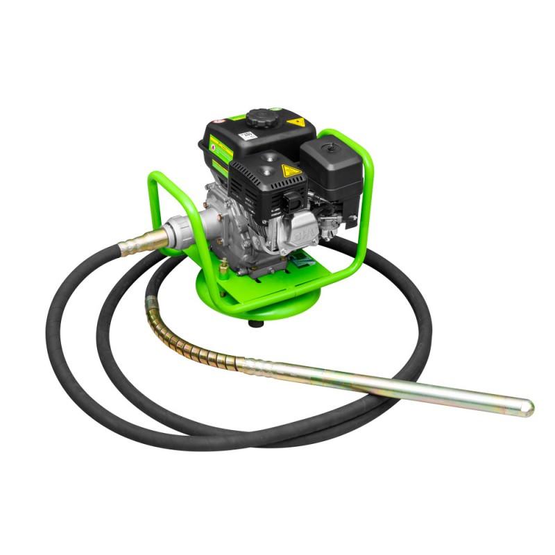 1. ZIPPER ZI-BR160Y ბეტონის ვიბრატორი (ბენზო)