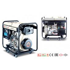 1.ALTAS G 6500 E ელექტრო გენერატორი