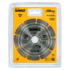 DEWALT DT3711 ალმასის საჭრელი დისკი 125 X 22.2 მმ (უნივერსალური)