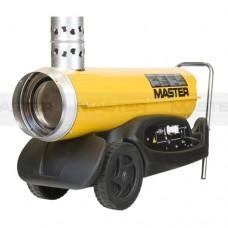 1.MASTER B77 E ჰაერის გამათბობელი თხევად საწვავზე (დიზელი)