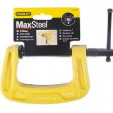 "STANLEY 0-83-033 მარწუხი (თუჯის) MAXSTEEL  ""C"" 75 მმ"