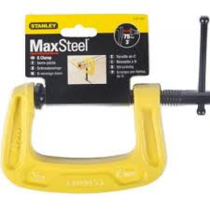 STANLEY 0-83-033 C - ტიპის მარწუხი MAXSTEEL® (75 მმ)