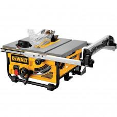 1. DEWALT DW745 მაგიდის ხერხი (250 mm)