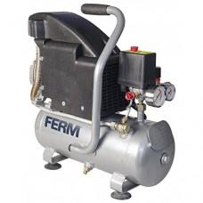 1.FERM CRM1044 ელექტრო კომპრესორი (8 ლ)
