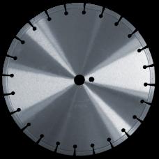 VIBROTECH Disc450 ალმასის საჭრელი დისკი (UN) 450 X 25,4 მმ