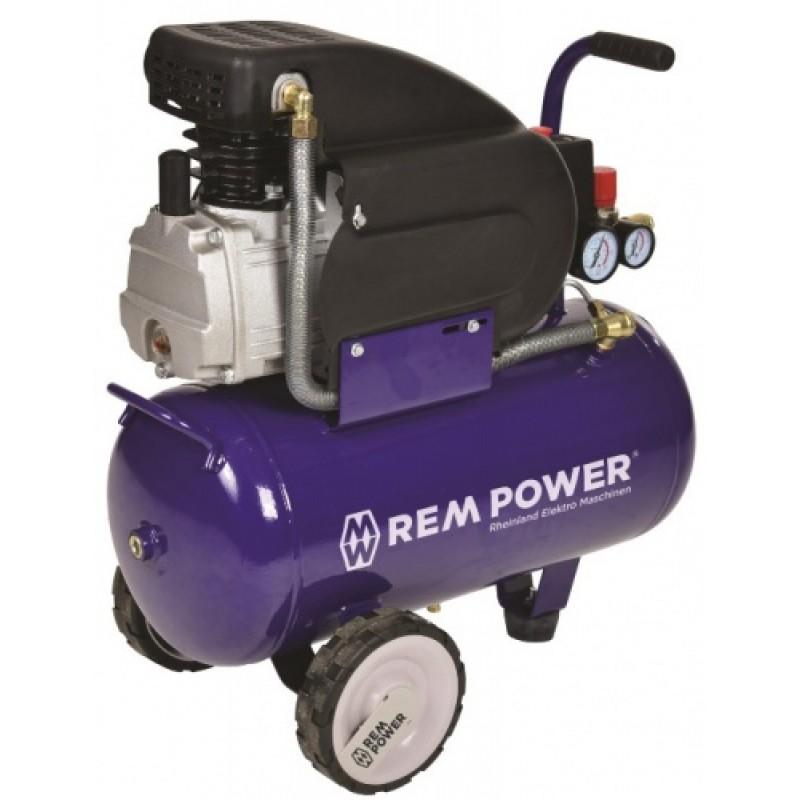 1.REM POWER (902302481) კომპრესორი 24 (Blue)