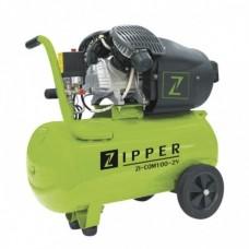 1.ZIPPER ZI-COM100-2V ელექტრო კომპრესორი (100 ლ)