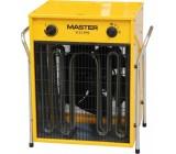 1.MASTER B 22 EPB (4012.016) ჰაერის ელ. გამათბობელი ვენტილატორით