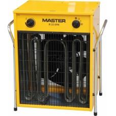 1.MASTER B 22 EPB (4012.016) ჰაერის ელექტრო გამათბობელი ვენტილატორით