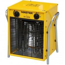1.MASTER B 9 EPB (4012.009) ჰაერის ელექტრო გამათბობელი ვენტილატორით