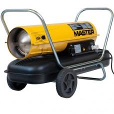 1.MASTER B150 CED (4010.814) ჰაერის გამათბობელი თხევად საწვავზე (დიზელი)