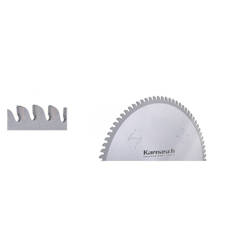 2.KARNASCH 10.7400.180.010 ფოლადის საჭრელი დისკი 190x2.2/1,6x30 მმ, 48Z (Dry-Cutter)