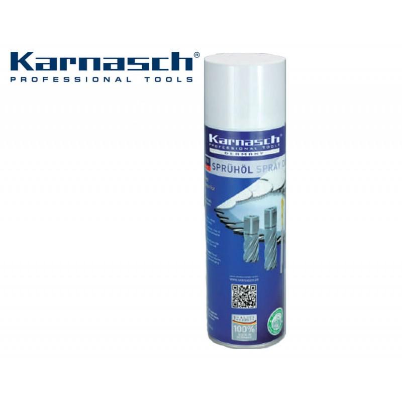1.KARNASCH 60.1150 MECUTSPRAY საჭრელი ზეთი (ფოლადი/ალუმინი/სპილენძი)