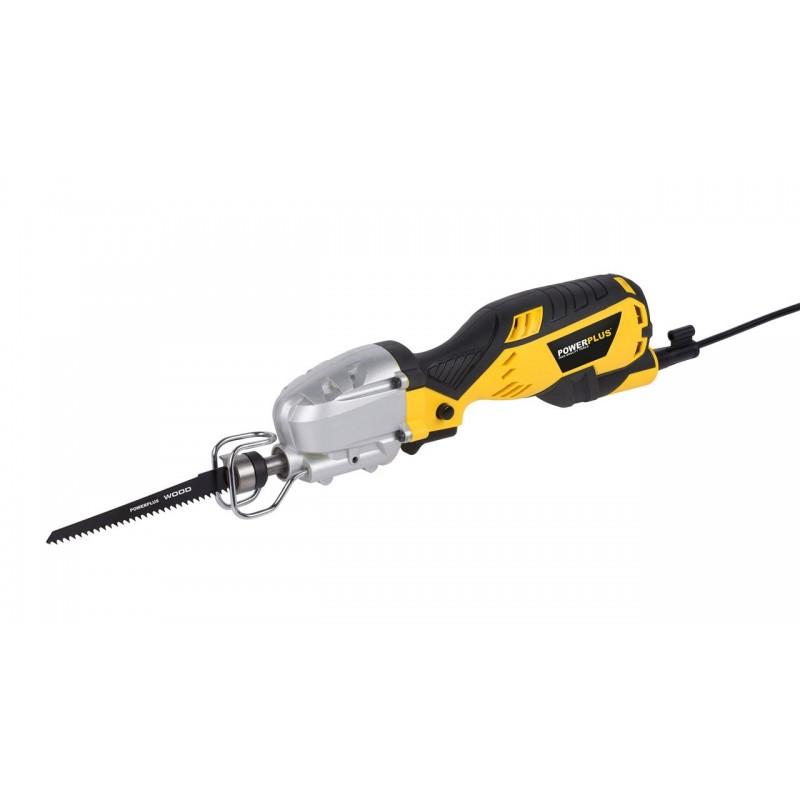 1. POWER PLUS POWX1415 ელექტრო ხმალა ხერხი (mini)