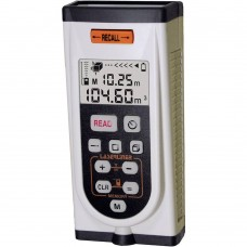 1.LASERLINER 080.930A ულტრაბგერითი ლაზერული მანძილმზომი (MeterMaster Pro) 18 მ