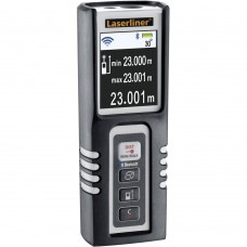 1.LASERLINER 080.938A ლაზერული მანძილმზომი (DistanceMaster Compact) 40 მ