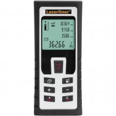 1.LASERLINER 080.946A ლაზერული მანძილმზომი (DistanceMaster) 100 მ