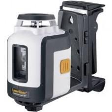 1.LASERLINER 081.119A ორგანზომილებიანი თვითსწორებადი ჯვარედინი ლაზერი (SmartLine-Laser 360° Plus Set)