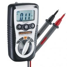 1.LASERLINER 083.032A უნივერსალური მულტიმეტრი (MultiMeter-Pocket)