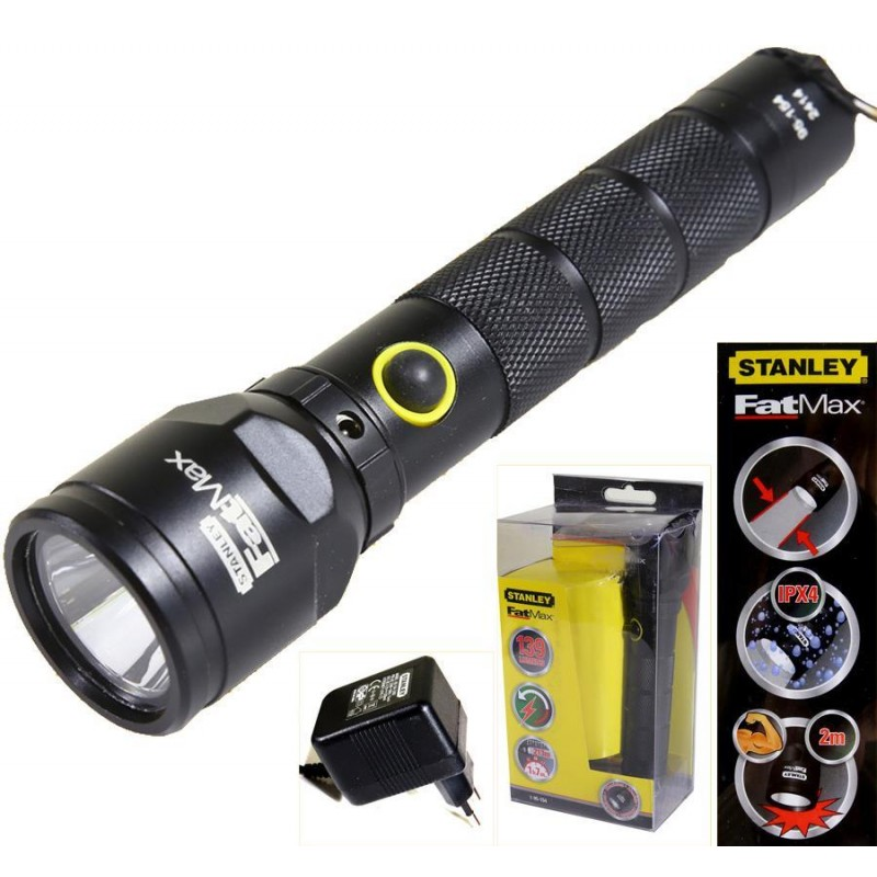STANLEY 1-95-154 LED ფანარი Fatmax® Rechargeable