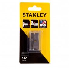 STANLEY 0-28-510 საფხეკის დანის პირი (0-28-500) 10 ც