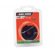 BLACK & DECKER A6481 ელ. ბალახის სათიბის შესაცვლელი კოჭა 6 მ/1,5 მმ