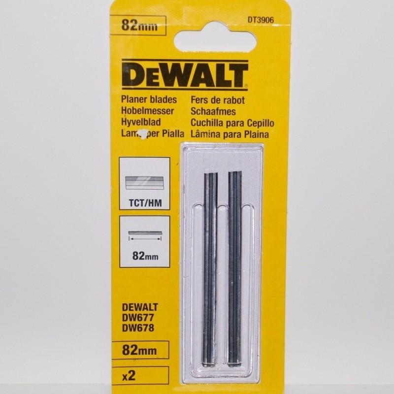 DEWALT DT3906 შალაშინის დანის პირი (DW677/DW678)