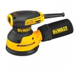 1.DEWALT DWE6423 ელექტრო ექსცენტრიული სახეხი მანქანა
