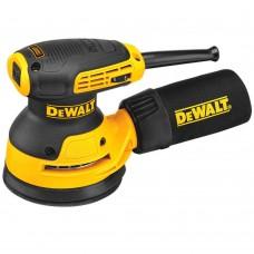 1.DEWALT DWE6423 ელექტრო ექსცენტრიული (ორბიტალური) სახეხი მანქანა
