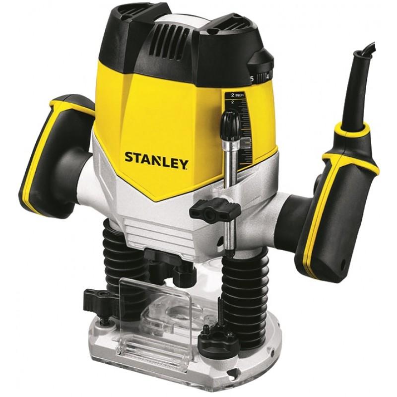 1. STANLEY SRR1200 ფრეზი (ხის დასამუშავებლად)